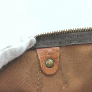 Louis Vuitton Monogram Speedy 30 Boston Bag MM 862087