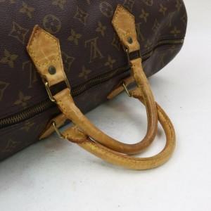 Louis Vuitton Large Monogram Speedy 40 Boston Bag 862723