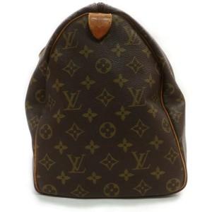 Louis Vuitton Large Monogram Speedy 40 Boston Bag 862762