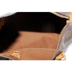 Louis Vuitton Monogram Speedy 30 Boston Bag 860847