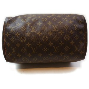 Louis Vuitton Monogram Speedy 30 Boston Bag MM  862029