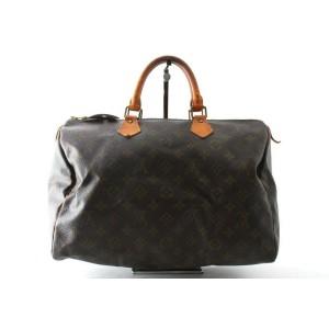 Louis Vuitton Monogram Speedy 35 Boston Bag 860848