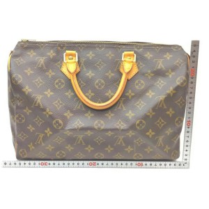Louis Vuitton Monogram Speedy 35 Boston Bag 862712