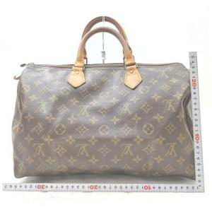 Louis Vuitton Monogram Speedy 35 Boston Bag MM  862020