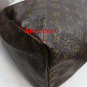 Louis Vuitton Monogram Speedy 40 Boston Bag GM 862584