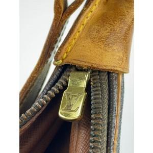 Louis Vuitton Monogram Boulogne Zip Hobo 861414