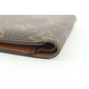 Louis Vuitton Monogram Multiple Bifold Men's Wallet Slender Multiple 23lk0128