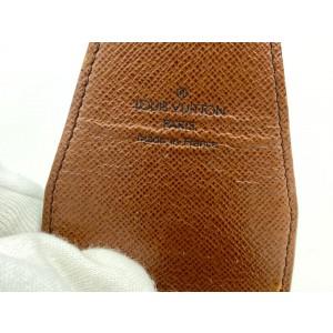 Louis Vuitton Monogram Cigarette Case Etui Holder Wallet 7LAV102