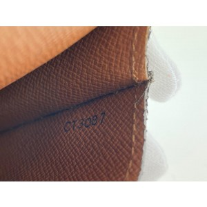 Louis Vuitton Monogram Cigarette Case Etui or Mobile Phone Case 40LVa1117