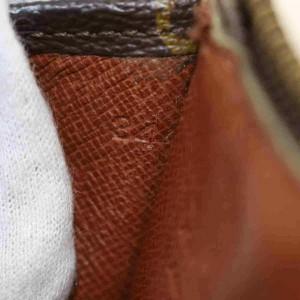 Louis Vuitton Large Brief Case Poche Porte Documents Monogram Folder Clutch 872950