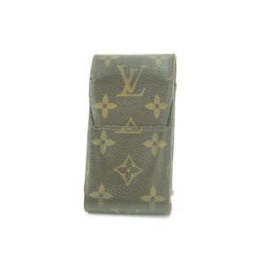 Louis Vuitton Etui Mobile Monogram Case Phone 13LK0128