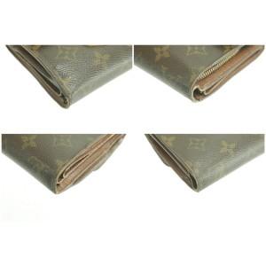 Louis Vuitton Joey Compact Monogram Wallet 235423