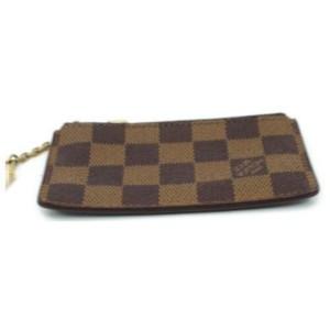 Louis Vuitton Impossible Ultra Rare 1st Damier Ebene Pochette Cles Key Pouch 872919