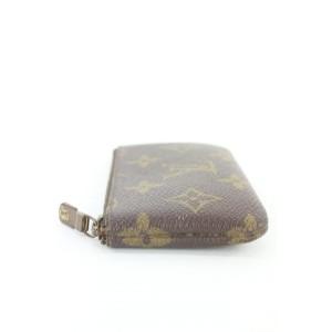 Louis Vuitton Monogram Pochette Cles Key Pouch 862622
