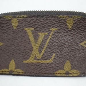 Louis Vuitton Rare Monogram Pochette Cles Key Pouch 863185