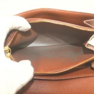Louis Vuitton Monogram Sarah Long Wallet  Portefeuille Tresor 862088