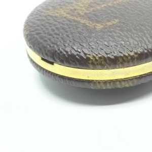 Louis Vuitton Monogram Astropill Key Ring Keychain Light 860826