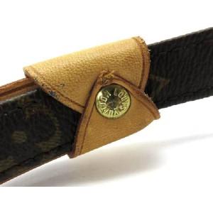 Louis Vuitton Monogram Baxter Leash 21018