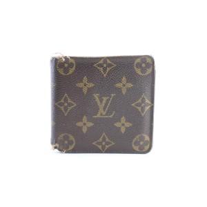 LOUIS VUITTON Monogram Bifold Multiple Wallet 33LR0627