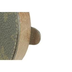 Louis Vuitton Monogram Coin Pouch Small Purse 12LK0128
