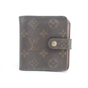 Louis Vuitton Monogram Compact Wallet 24LK0116