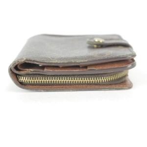 Louis Vuitton Monogram Compact Snap Wallet 1LK1212