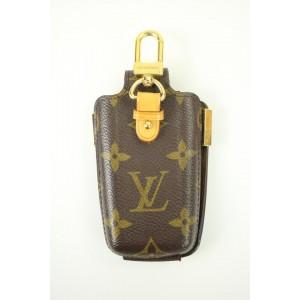 Louis Vuitton Monogram Etui Mobile Case 27LVA3117