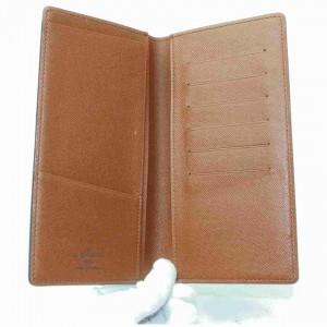 Louis Vuitton Monogram Long Flap Bifold Wallet Set 3 Piece Wholesale Bundle 860296