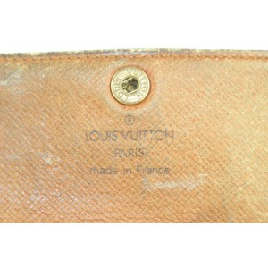 Louis Vuitton  Monogram Multicles 6 Key Holder Wallet case 5ld0123