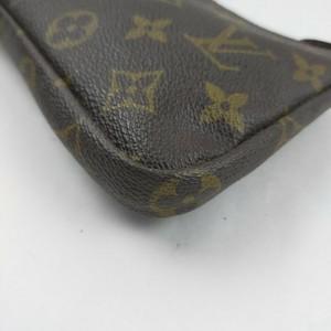 Louis Vuitton Monogram Accessories Pouch Bag 862205