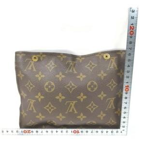 Louis Vuitton Monogram Randonnee Flat Pouch Toiletry Case 862692