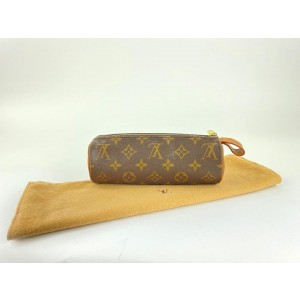 Louis Vuitton Monogram Round Golf Ball Etui Case 19LVL1125
