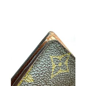 Louis Vuitton Brown Monogram Slender Florin Compact 5lva73 Wallet