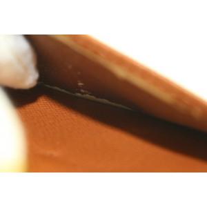 Louis Vuitton Monogram Small Ring Agenda PM Diary Cover 547lvs310