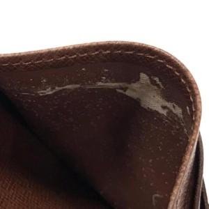 Louis Vuitton Monogram Slender Marco Multiple Men's Bifold Wallet 232708