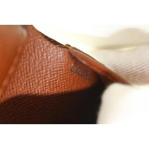 Louis Vuitton Murakami Panda Monogram Marco Bifold Men's Wallet 526lvs38