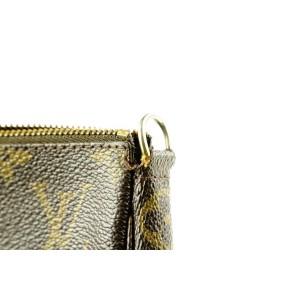 Louis Vuitton Monogram Pochette Accessoires Acessory Pouch 754lvs325