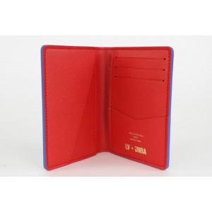 Louis Vuitton LV x NBA Monogram Pocket Organizer Card Holder Wallet 6lvs1230