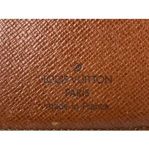Louis Vuitton Monogram Porte Monnaie Billet Viennois Kisslock Pouch 10lva11117