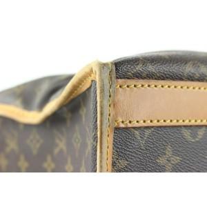 Louis Vuitton HARD TO FIND Monogram Sac Chien 50 Dog Carrier Pet Tote Bag 7lvs0