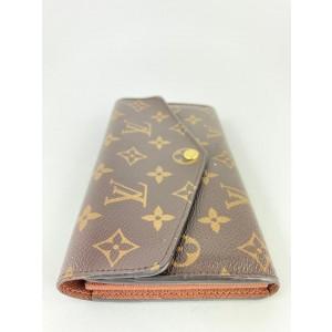 Louis Vuitton Monogram Sarah Wallet NM 15LV0