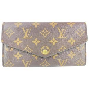 Louis Vuitton Monogram Sarah Wallet NM 15LVL1125