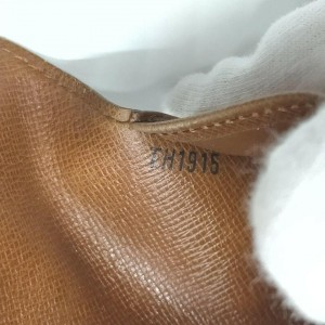 Louis Vuitton Monogram Long Sarah Wallet Porte Tresor International 861588