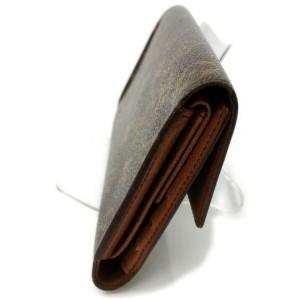 Louis Vuitton Monogram Trifold Long Sarah Wallet Porte Tresor International 861437