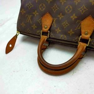 Louis Vuitton Monogram Speedy 30 Boston MM 860841