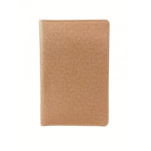 Louis Vuitton Brown Taiga Card Holder ID Wallet 1LVA918