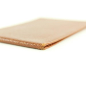 Louis Vuitton Brown Taiga Leather Card Holder ID Wallet Case 5lvs1231