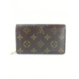 Louis Vuitton Monogram Compact Tresor Wallet 25LVL1125
