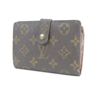 Louis Vuitton  Kisslock Porte Viennois Wallet French Twist Purse 27LK0116
