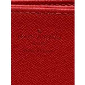Louis Vuitton Damier Ebene Cruise Ship Trunk Seagull Zippy Wallet Zip Around 861274